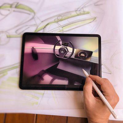 ApplePencil mit iPad Pro