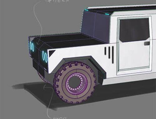 Unter Tage – Car Design